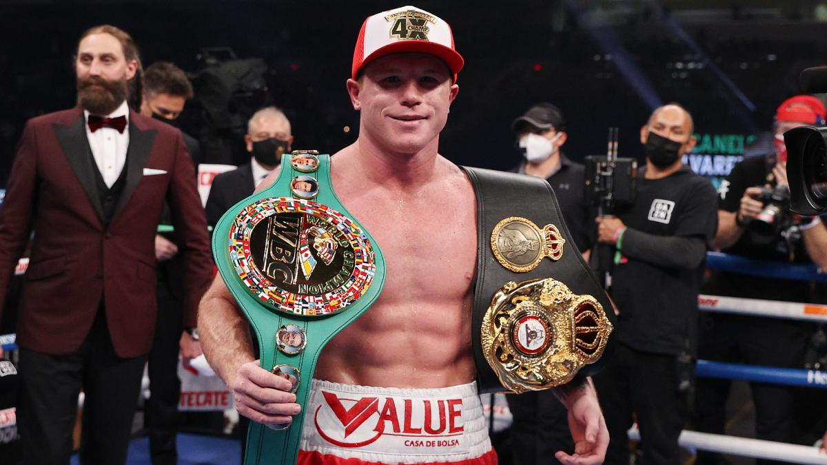 Canelo outclasses Yildirim in emphatic world title defence