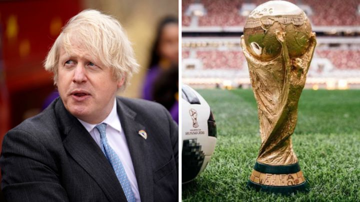 Johnson backs UK bid for 2030 World Cup, offers stadiums for Euro 2020