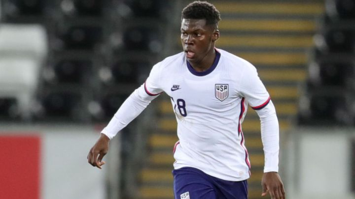 England want to persuade Yunus Musah to leave the USMNT