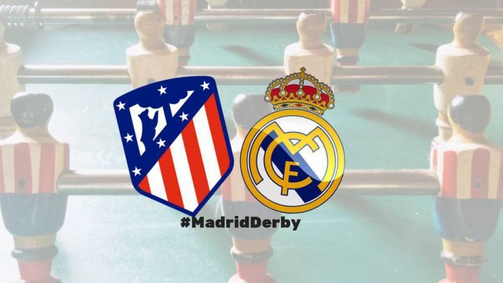 Atletico Madrid vs Real Madrid: how and where to watch - times, TV, online