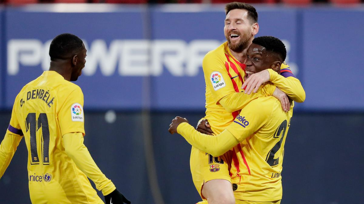 Barcelona boss Koeman unfazed by Madrid derby result