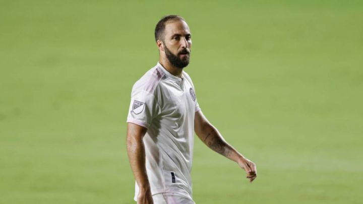 Gonzalo Higuaín could retire at Inter Miami CF