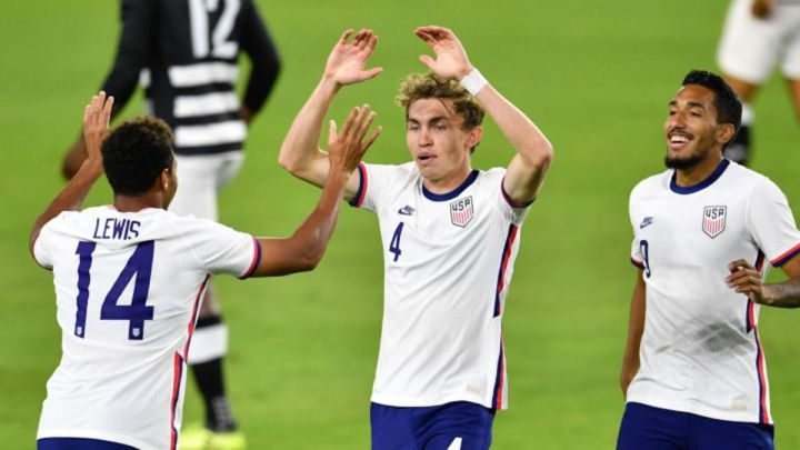U 23 Usmnt Roster For Olympic Qualifiers As Com