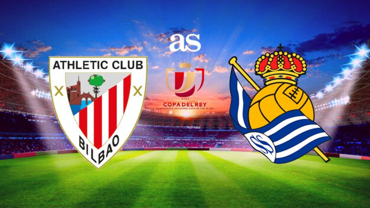 Athletic Club vs Real Sociedad Copa del Rey: how and where to watch: times, TV, online