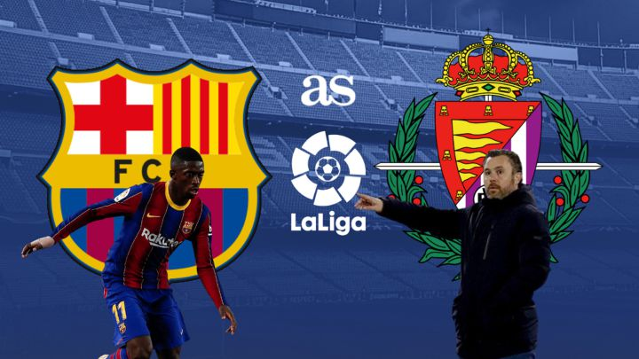 Barcelona vs Valladolid: how and where to watch - times, TV, online