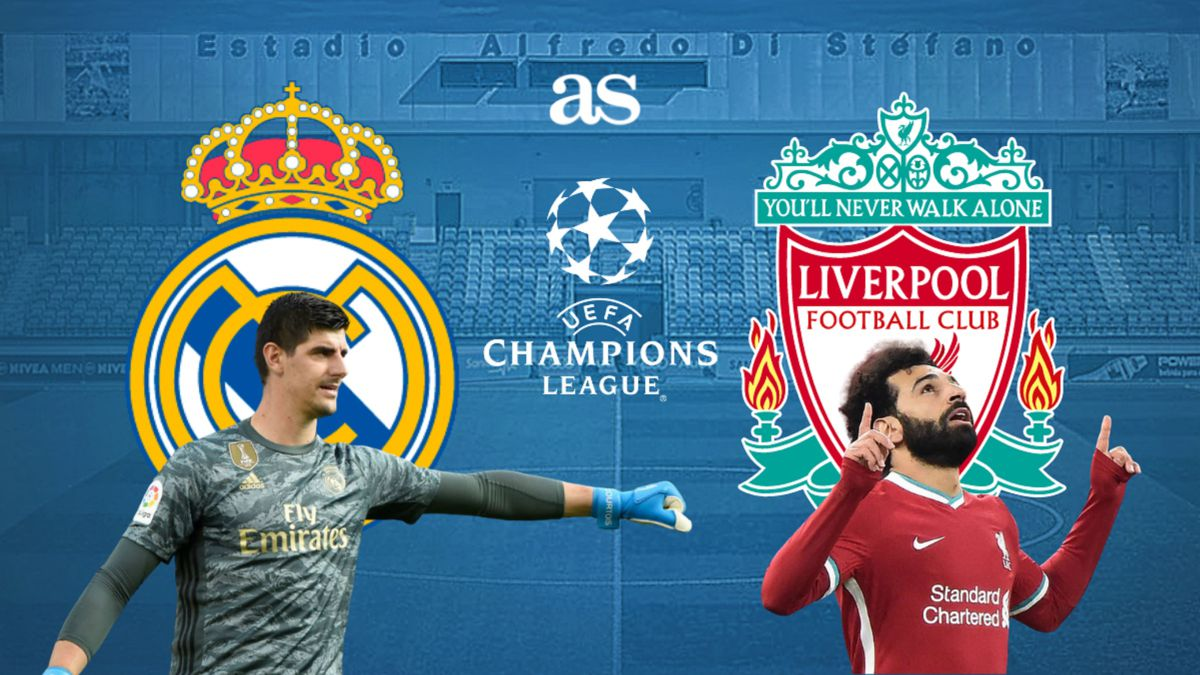 Real Madrid vs Liverpool: times, TV & how to watch online