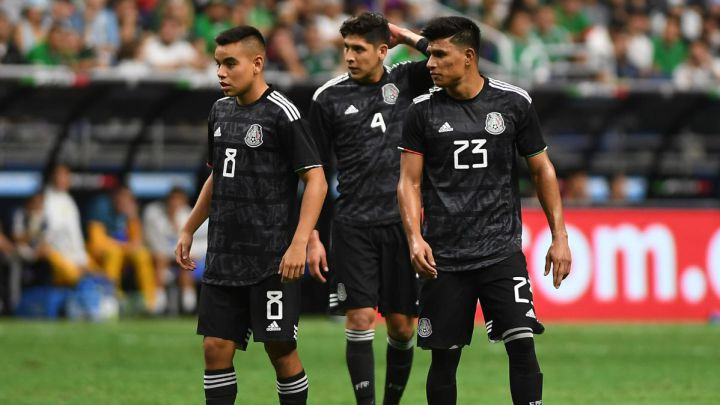 Mexico confirm friendly against Iceland