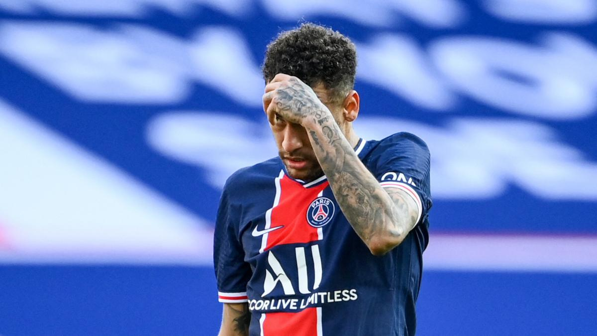 Neymar banned for two Ligue 1 matches