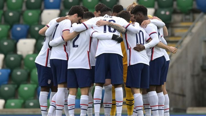 USMNT move up two places in FIFA ranking after friendlies
