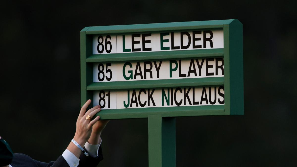 The Masters: Johnson primed for green jacket defence as Augusta action tees off