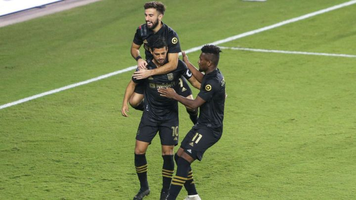 "Carlos Vela: ""MLS is a trampoline for young players to go to Europe"""