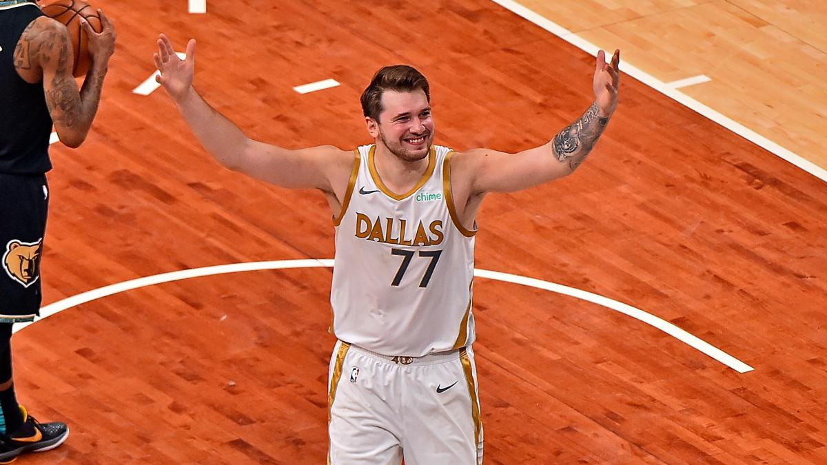 "Dallas' Doncic on game-winning three-pointer: ""Those are the best feelings ever"""