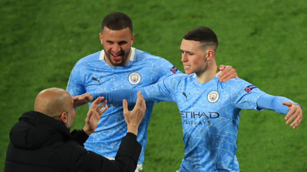 Foden must keep showing it on the grass – Guardiola