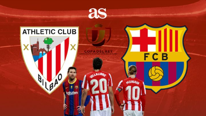 Athletic Club vs Barcelona live online: Copa del Rey final ...