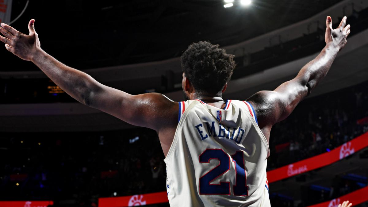Embiid backed for MVP honours by Simmons: 'I don't know how to stop him!'