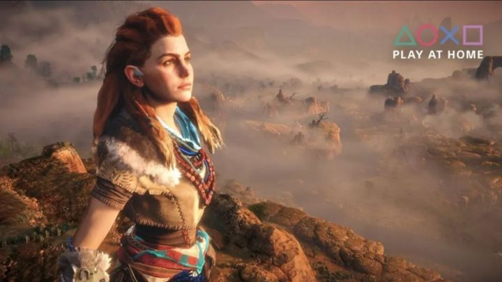 Horizon Zero Dawn at Play At Home