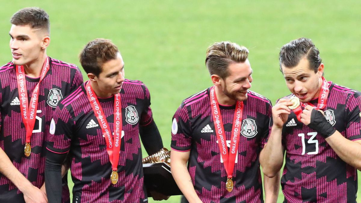 Mexico Will Face France In The Group Stage At The Tokyo Olympics As Com