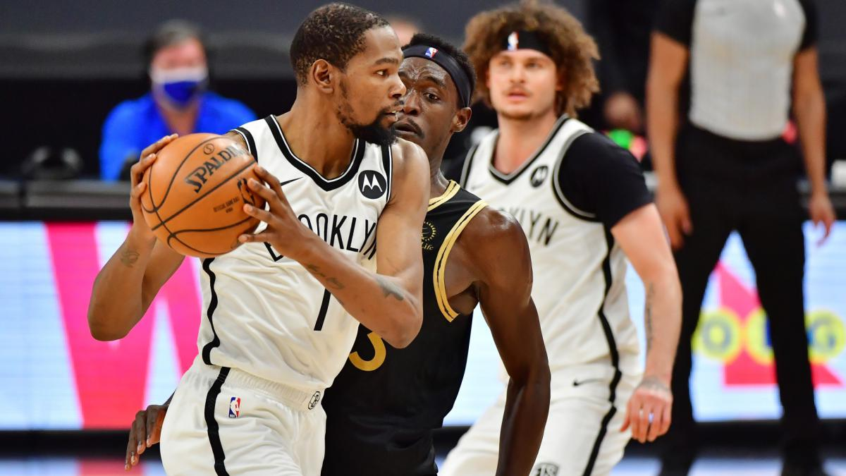 Nets clinch playoff berth and Lillard fuels Blazers as Doncic dominates Warriors