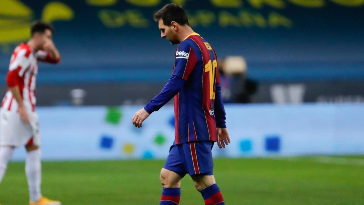 Xavi stunned that Barcelona let record-breaking maestro Messi drift into despair