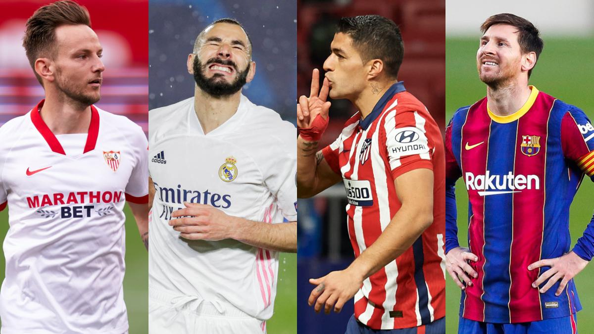 LaLiga title race predictor: Opta AI completes Spain's thrilling four-way tussle