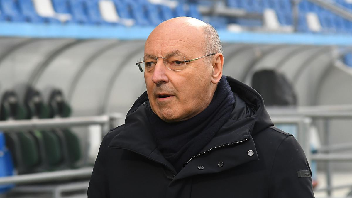 Inter chief Marotta: Returning to Juventus as a champion will be satisfying