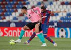 Barcelona's title chances dwindle after Levante draw