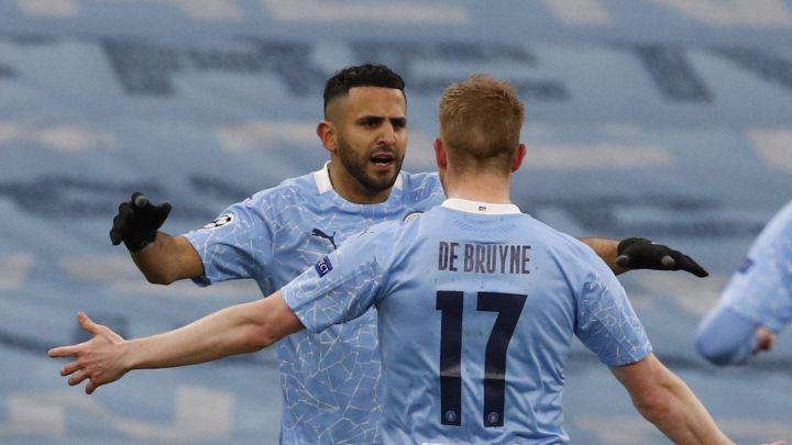 Manchester City Crowned Premier League Champions 2020 21 As Com