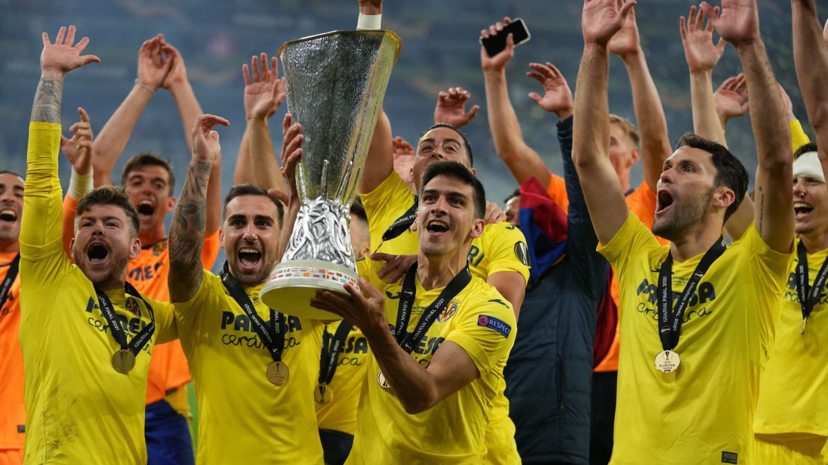 Villarreal 1-1 Manchester United (11-10 penalties) result, goals, summary:  Europa League final - AS.com
