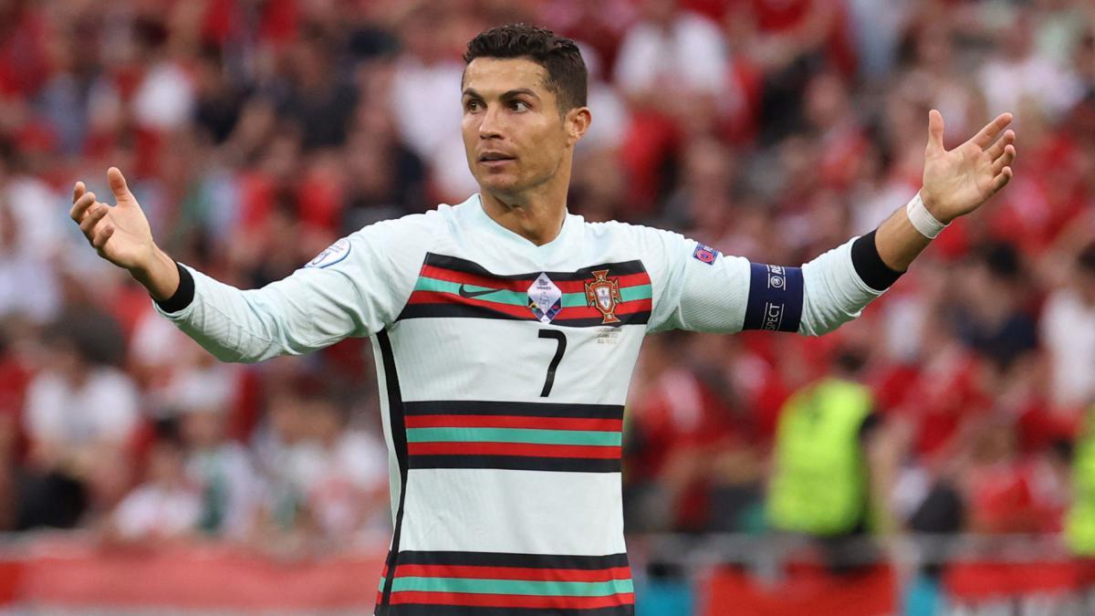 Portugal vs Germany: Cristiano Ronaldo has a score to settle - AS.com