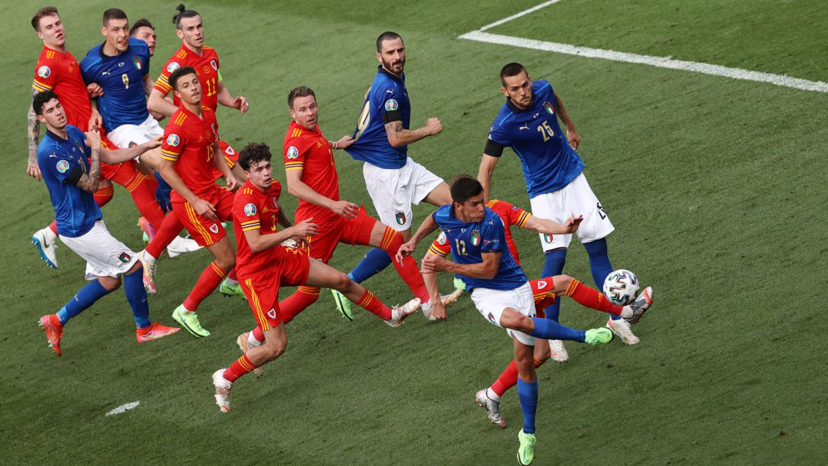Italy 1-0 Wales: summary, score, goals, highlights   Euro 2020 - AS.com