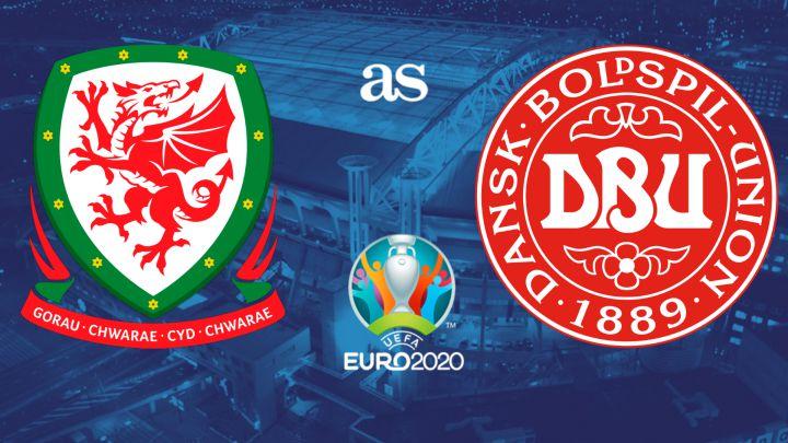 Wales vs Denmark Full Match & Highlights 26 June 2021
