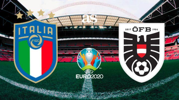 Italy vs Austria Full Match & Highlights 26 June 2021