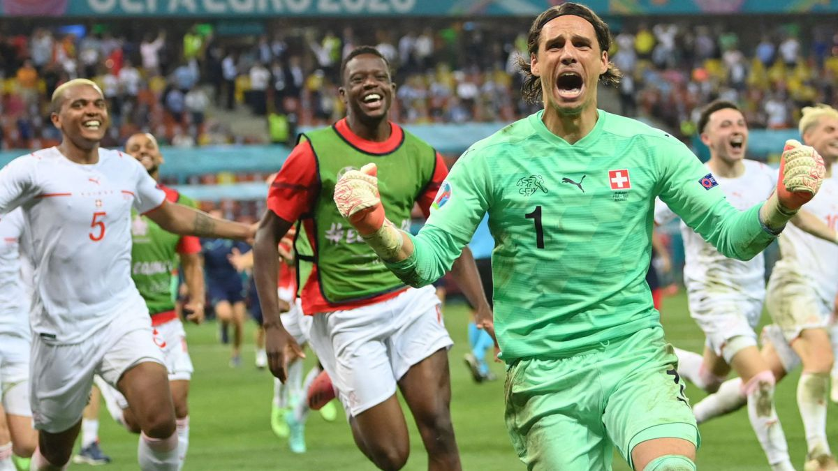 Euro 2020 quarter-finals: bracket, schedule, games and when they are played