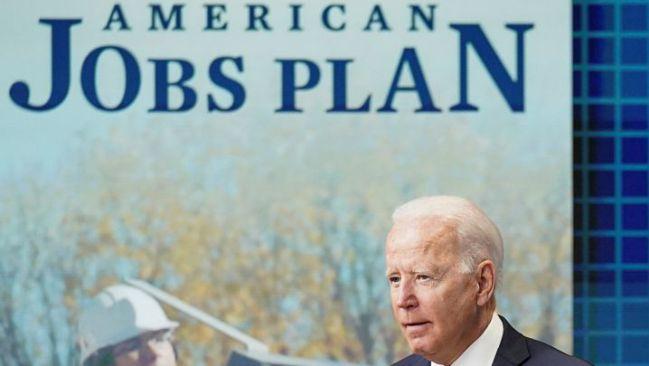 Joe Biden says the Junes job report is proof his recovery program is working.