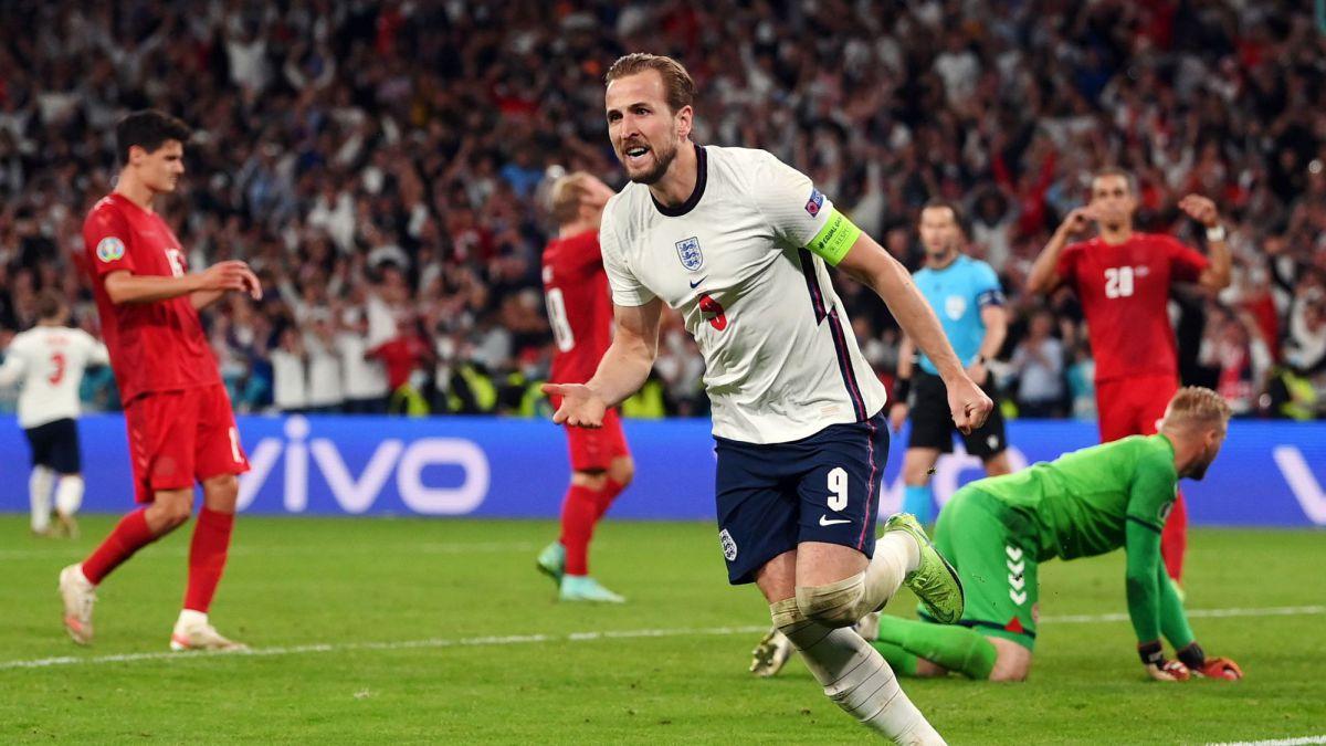 England 2-1 Denmark: summary, score, goals, highlights, Euro 2020