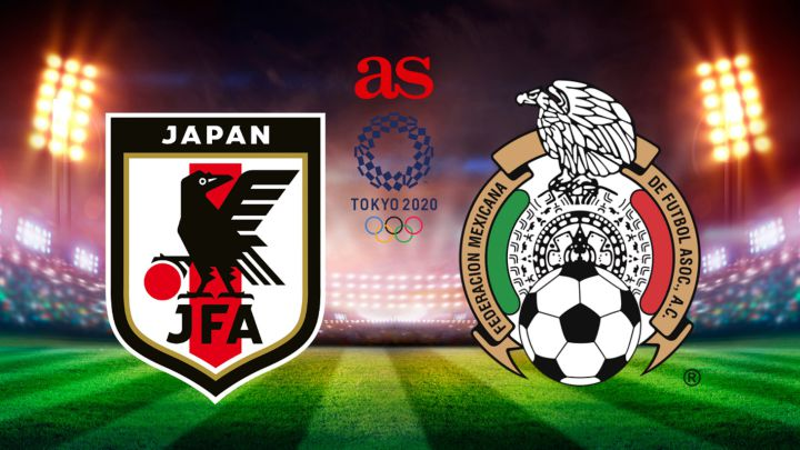 Mexico vs Japan Full Match & Highlights 06 August 2021