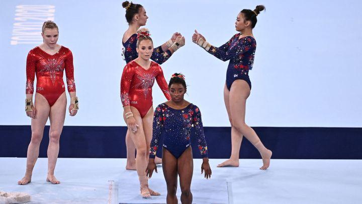 Olympic gymnastics rules