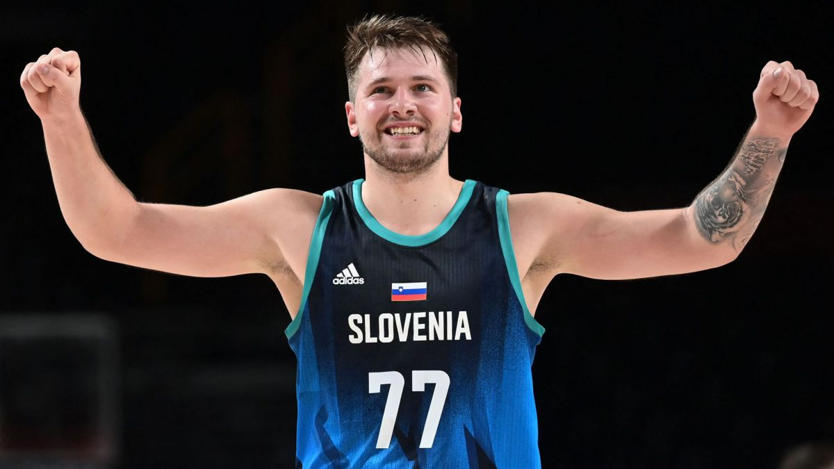 Tokyo Olympics 2021: 'We can all be happy Doncic is Slovenian!' - AS English
