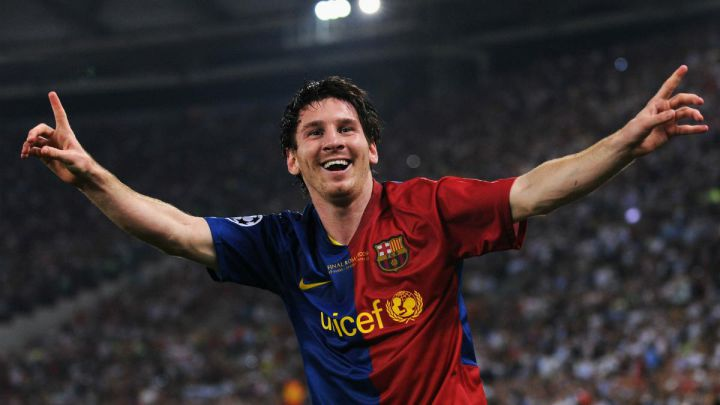 When Did Messi Score His First And Last Goals For Barcelona As Com