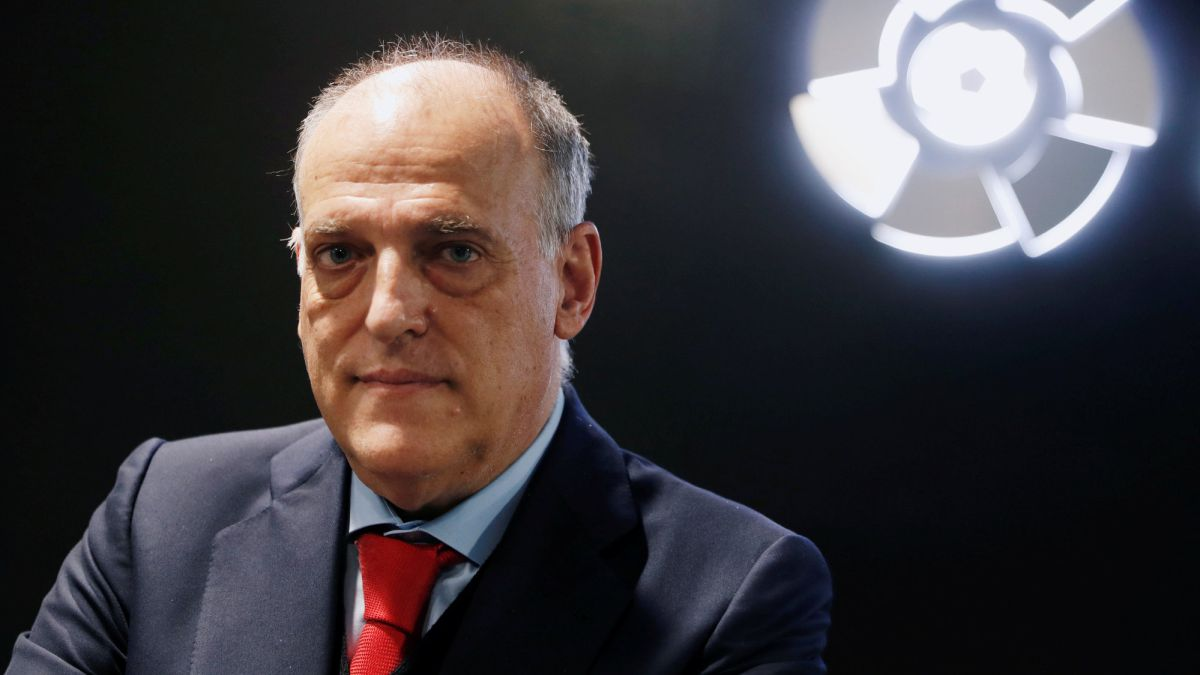 'Had Barça accepted the money, Messi would have stayed' - Tebas after LaLiga Impulso deal approved - AS English