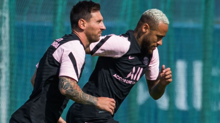 PSG: Messi, Neymar left out of squad to face Strasbourg - AS.com