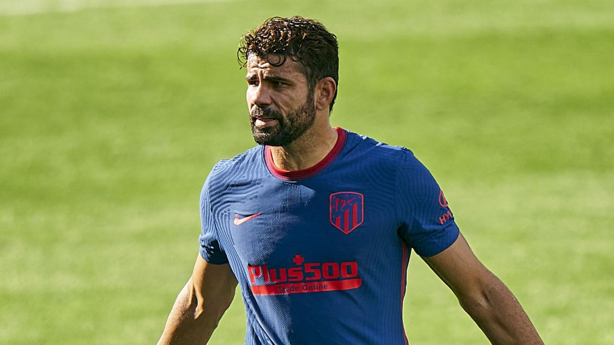 Diego Costa to return to Brazil after agreeing Atletico Mineiro deal