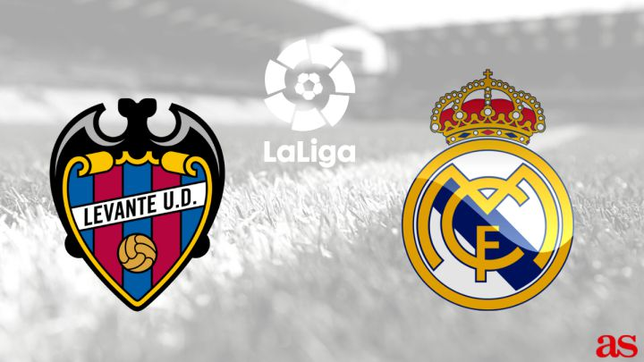 Levante vs Real Madrid Highlights 22 August 2021