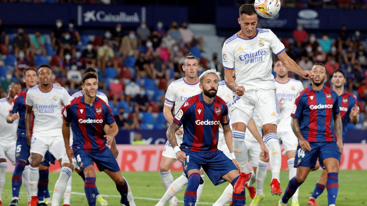 Levante vs Real Madrid summary: score, goals, highlights, LaLiga 2021/22