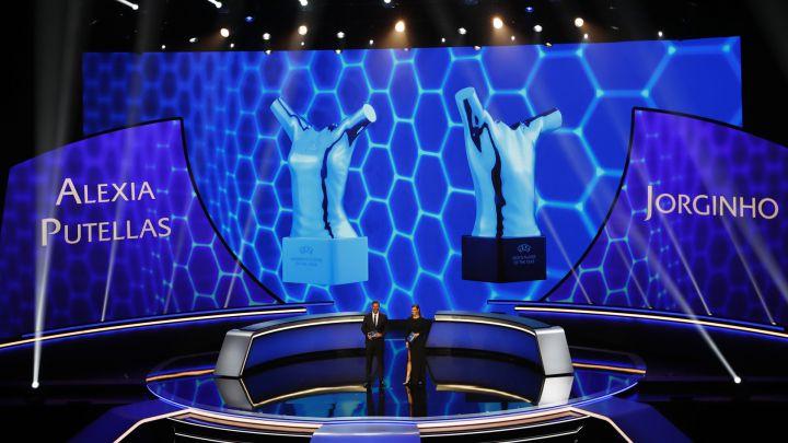 Jorginho wins UEFA Player of the Year, now favourite for 2021 BallonD'Or || Peakvibez.com
