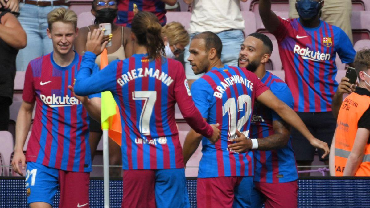 Barcelona vs Getafe summary: score, goals, highlights, LaLiga 2021/22