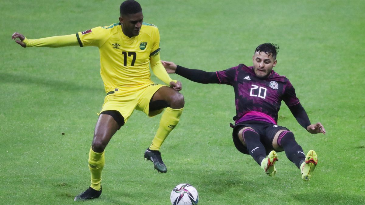 Mexico 2-1 Jamaica: summary, score, goal, highlights, CONCACAF 2022 World Cup Qualifiers