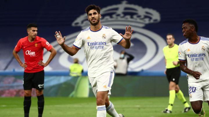 Real Madrid 6-1 Mallorca