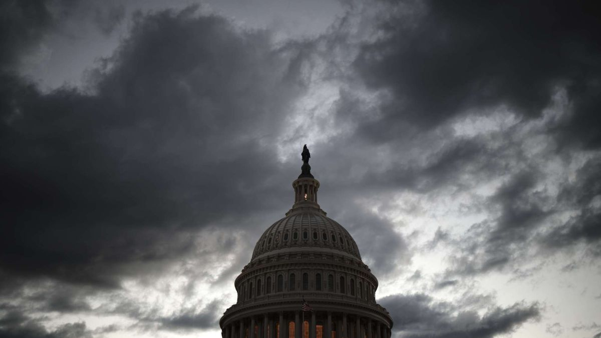 What consequences would the government shutdown have? - AS English