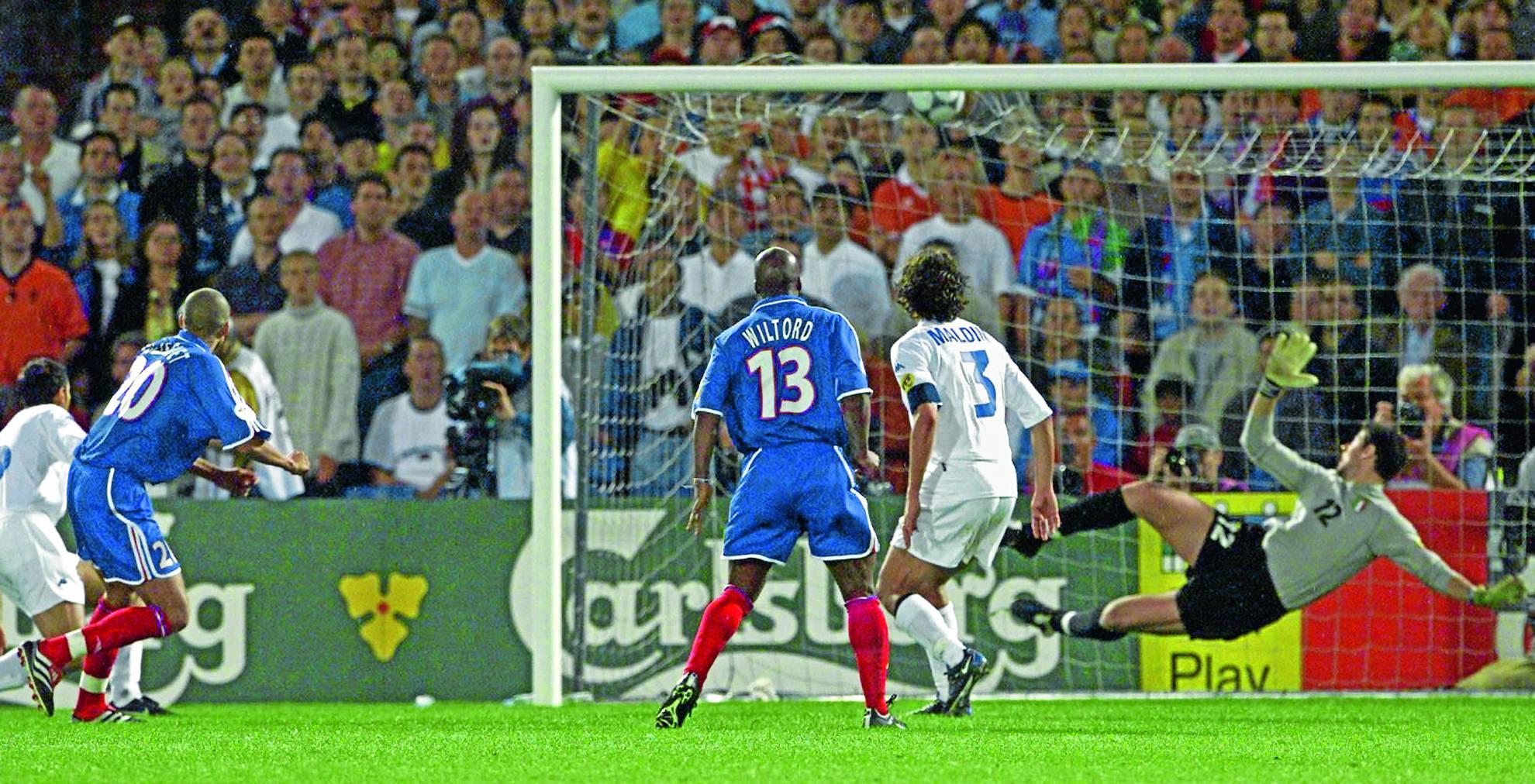Final Eurocopa 2000 Francia Gano Como Le Habria Gustado A Italia As Com